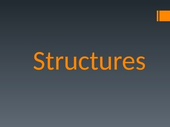 Structures PowerPoint