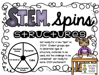 """Structures STEM Spins - A New """"Spin"""" on STEM"""