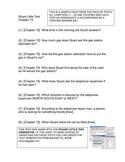 Stuart Little Chapter Tests or Worksheets