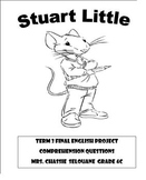 Stuart Little- Novel Project