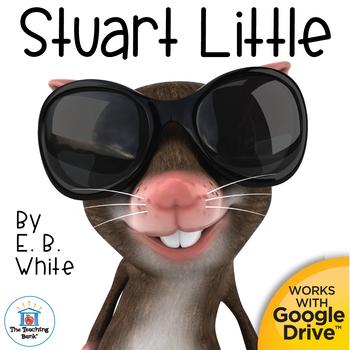 Stuart Little Novel Study Book Unit
