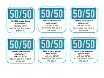 Stuck Strategies - 50/50