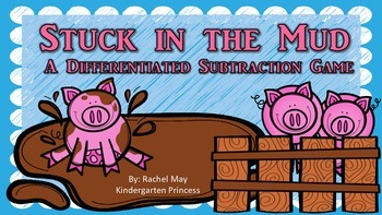 Stuck in the Mud: A Differentiated Subtraction Game