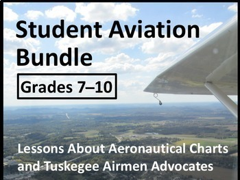 Student Aviation Bundle, Grades 7, 8, 9 and 10