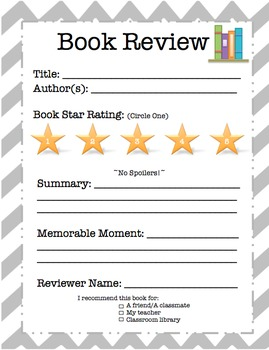 Easy Student Book Review