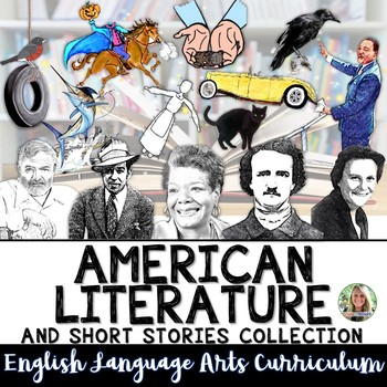 STUDENT CENTERED SECONDARY ENGLISH CURRICULUM AMERICAN LIT