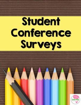 Student Conference Survey- get ready for parent-teacher co