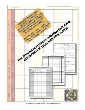 Student Conferencing Assessment Pack