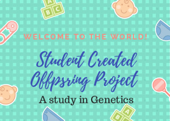 Student Created Offspring Project Genetics Pre-AP Rubric