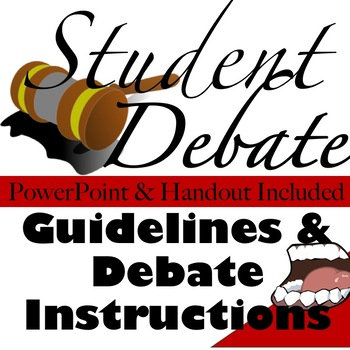 Student Debate with Guidelines & Activity!