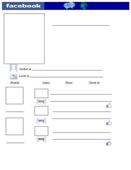 Student Facebook Profiles