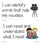 Student Friendly Objectives for Reading Wonders Unit 1