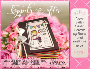 Student Gift Book: Getting Married