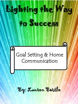 Student Goal Setting & Weekly Communication