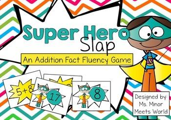 Super Hero Slap (Addition)