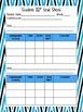 Student IEP Goal Tracking Sheet