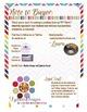 Student Information Sheet - EDITABLE COPY