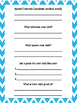 Student Information and Parent Helper Forms-Blue