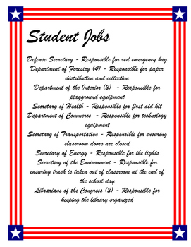 Student Jobs (government)