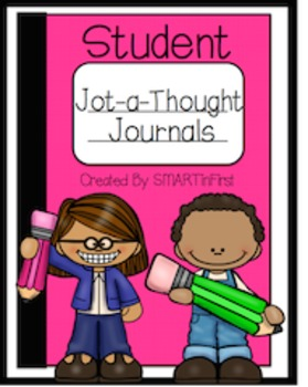 Student Jot-a-Thought Journal