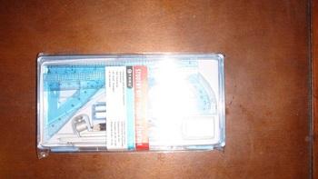 Student Kit - Geometry 8 piece Set (Blue)