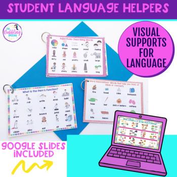 Student Language Helpers