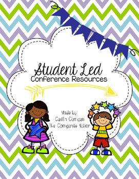 Student Led Conference Handouts
