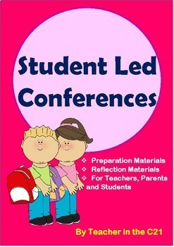 Student Led Conference {IB and PYP Resource}