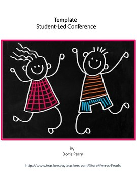 Student-Led Conference Template
