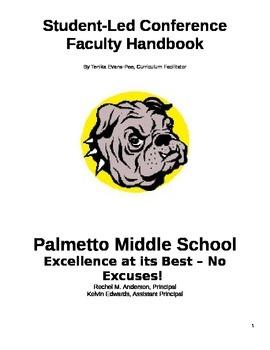 Student Led Conferences Sample Handbook