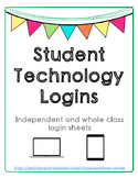 Student Login Organizer