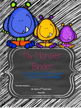 Student MONSTER Binder