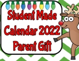 Student Made Calendar 2016 (Parent Gift)