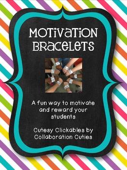 Student Motivation and Reward Bracelets