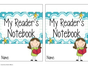 Student Notebook Covers for Composition Notebooks