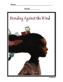 Guided Reading Student Novel Packet (Standing Against the Wind)