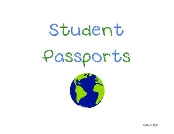Student Passports