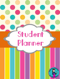 Student Planner Girly Edition