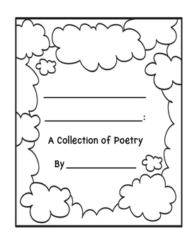 Student Poetry Book