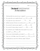 Student Questionnaire: Articulation