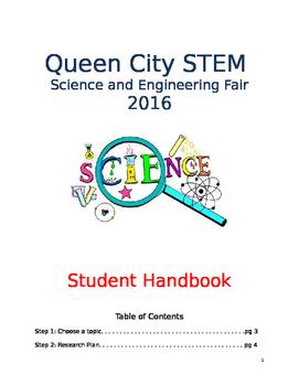 Student Science Fair Handbook