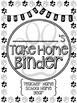 Student Take Home Binder Covers - THIRD GRADE BUNDLE