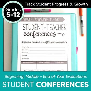 Student-Teacher Conferences: Grades 5-12