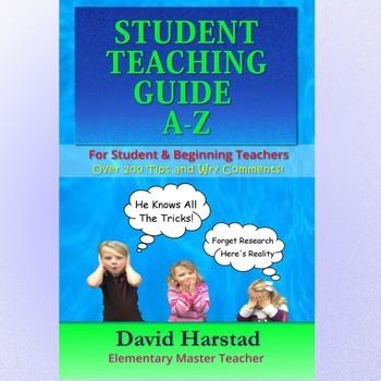 Student Teaching Guide A-Z: For Student & Beginning Teachers