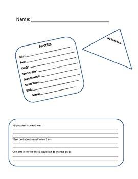 Student Traits Questionnaire