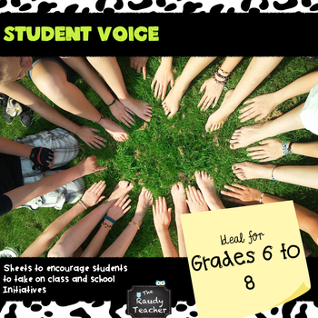 Student Voice Proposal Sheet
