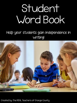 Student Word Book (Student Dictionary)