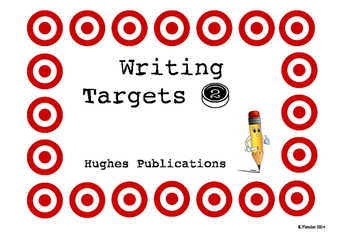 Student Writing Targets / Goals 2