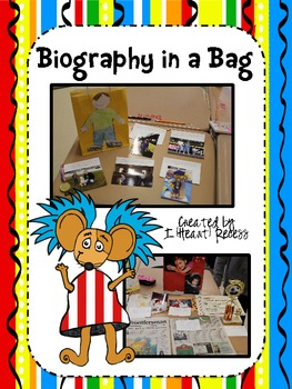 Student/Character Biography in a Bag