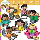 Study Buddies Clip Art